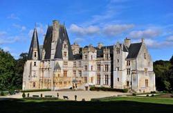 Chateau de Fontaine-Henry