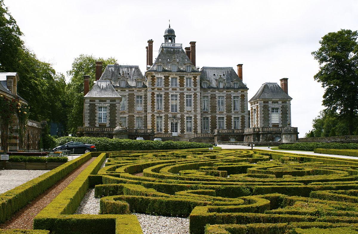 Chateau de Ballaeroy