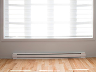 Noisy baseboard heaters-yeah, it's a thing...