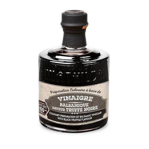 Préparation culinaire à base de vinaigre balsamique saveur Truffe noire