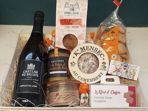 Bourriche gourmande 100% Made in Anjou #1