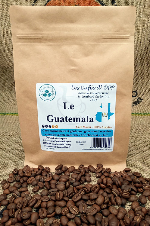 Le Guatemala
