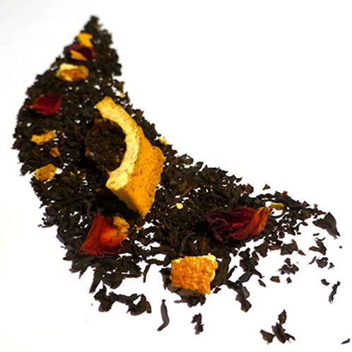 Thé noir Gourmand de Noël (Agrumes & épices douces)