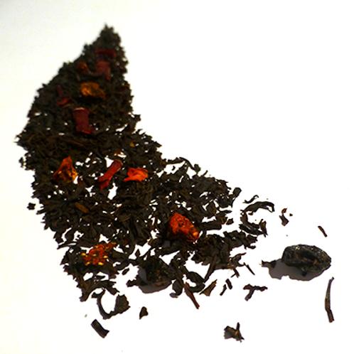 Thé Noir - Cassis & Fraise