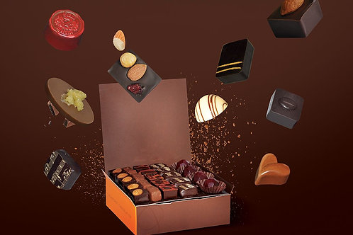 """Ballotin de chocolats fins 160gr """"Assortiment"""""""""""