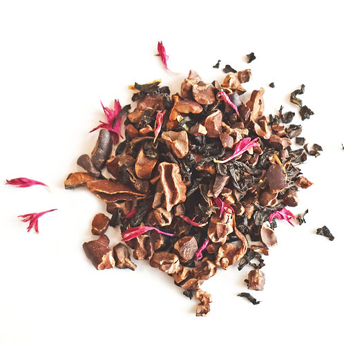 Thé Noir Choco J' Tadore - Bio