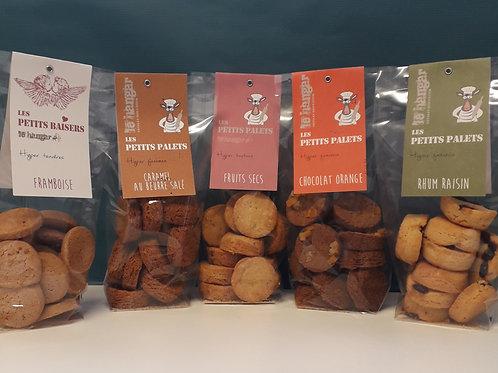 Biscuits artisanaux sucrés Le Hangar
