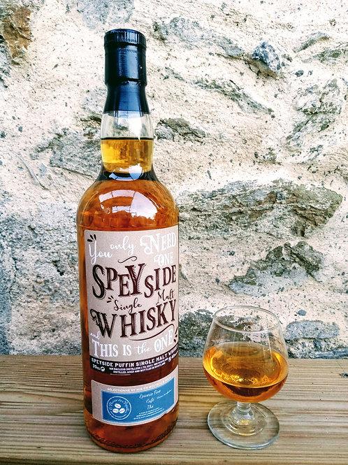 "Whisky Speyside ""Single Malt"" 70cl 43°"
