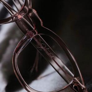 Julius Tart Optical // AR in Flesh Pink