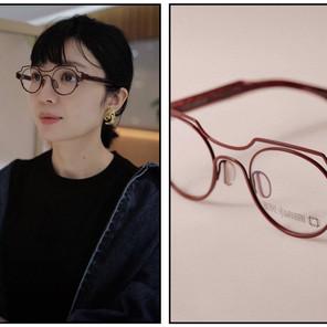 Blake Kuwahara // Gwathmey Optical Glasses