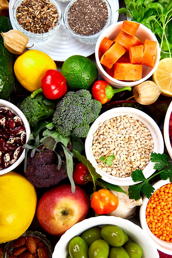 healthy-vegan-food-assortment-of-organic