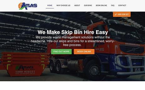 Atlas - Wix Pro Designer