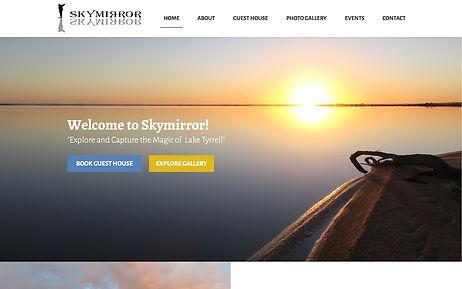 Skymirror - Wix Pro Designer