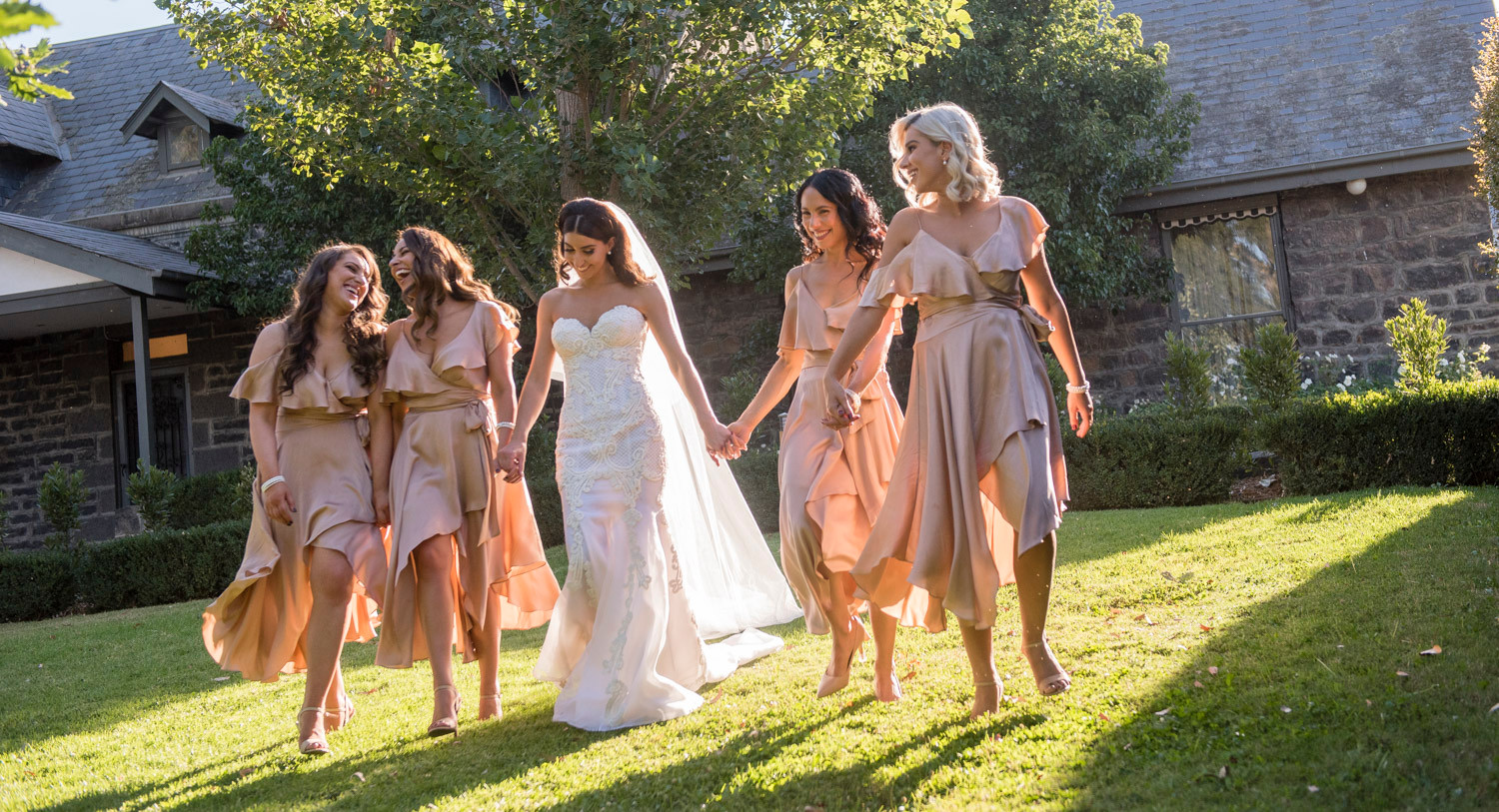 Bridesmaids | Meadowbank Estate | Wedding Venue | Campbellfield