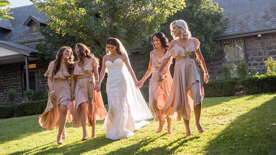 Bridesmaids | Meadowbank Estate | Wedding Venue | Campbellfield