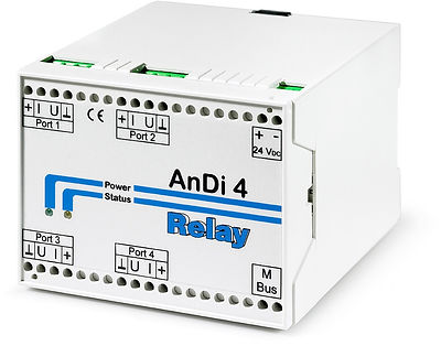 AnDi 4 | Relay Australia | M-Bus | Automation Industries