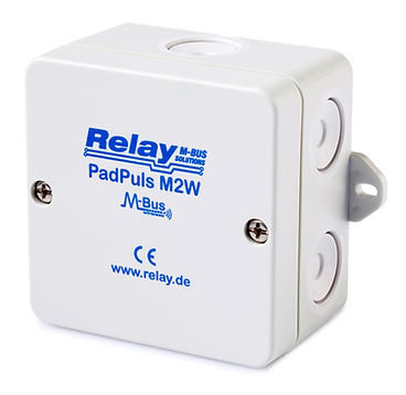 PadPuls M2W | Relay Australia | M-Bus | Automation Industries