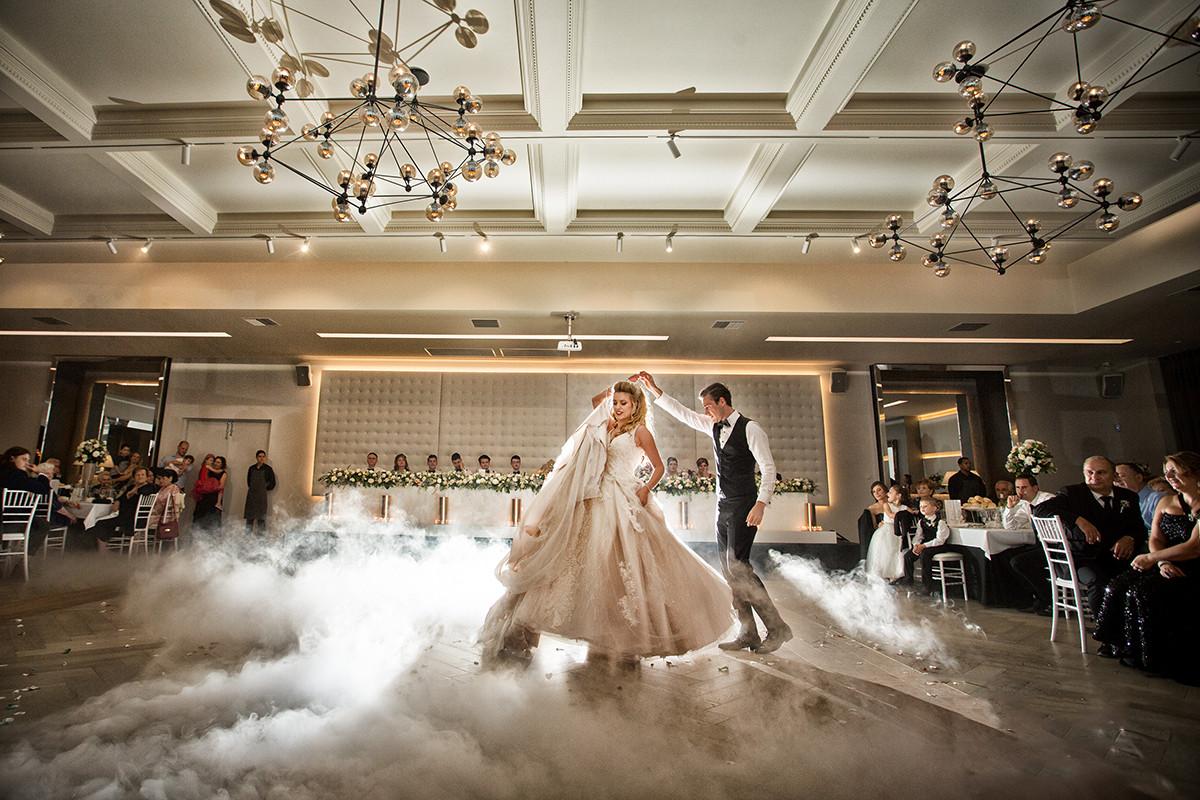 Beautiful First Dance | Meadowbank Estate | Wedding Venue | Campbellfield