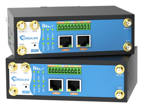 Industrial Cellular Router - UR72