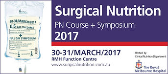 Surgical Nutrition Conference - Royal Melbourne Hospital