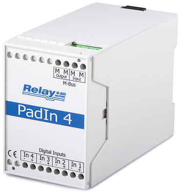 Padln 4 | Relay Australia | M-Bus | Automation Industries
