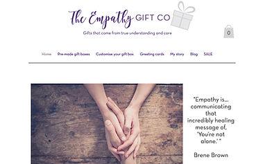 Empathy Gift Co. - Wix SEO