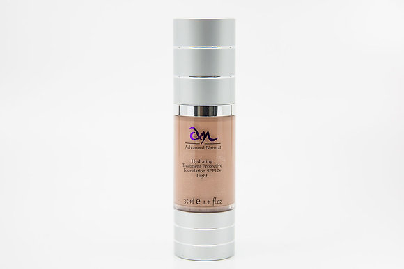 Hydrating Treatment Protective Foundation SPF 12+