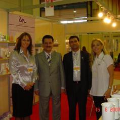 Beauty Eurasia, Turkey 2007