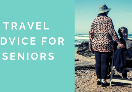 Travelling tips for senior travellers