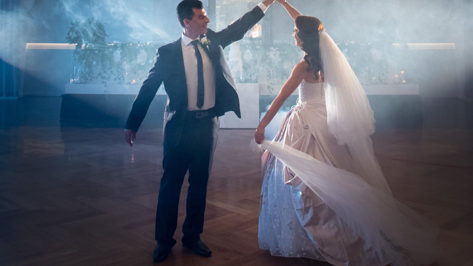 Bride and Groom First Dance | Meadowbank Estate | Wedding Venue | Campbellfield