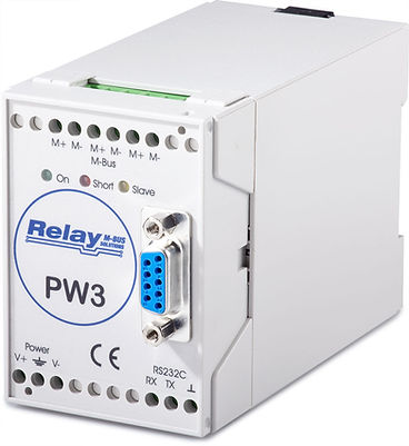 Level-Converter PW3 | Relay Australia | M-Bus | Automation Industries