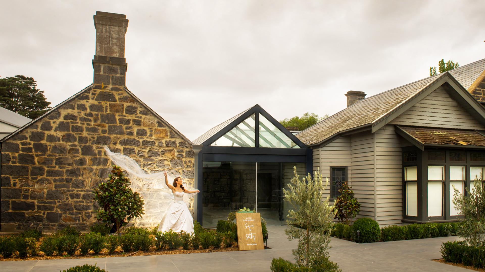 Bride | Meadowbank Estate | Wedding Venue | Campbellfield
