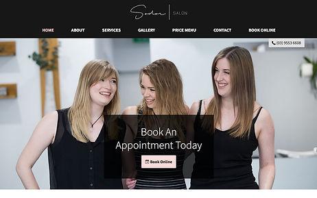 Sodor Salon - Wix Pro Designer