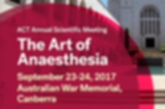 The Art of Anaesthesia Conference