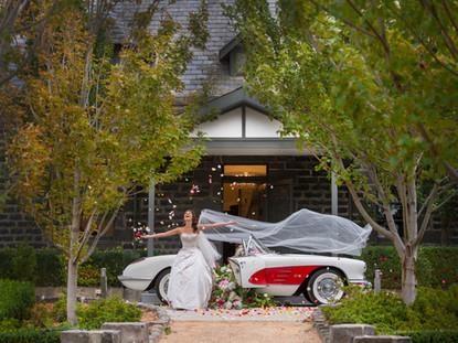 Happy Bride | Meadowbank Estate | Wedding Venue | Campbellfield