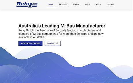 Relay Australia - Wix Pro Designer