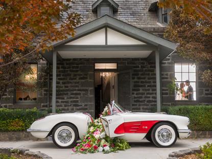 Bridal Car | Meadowbank Estate | Wedding Venue | Campbellfield