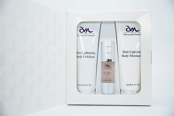 Skin Lightening Body Kit