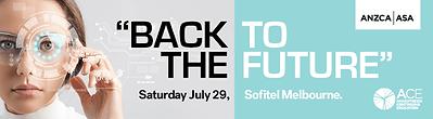 Back To The Future Conference - ANZCA ASA