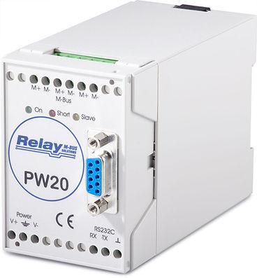 Level-Converter PW20 | Relay Australia | M-Bus | Automation Industries