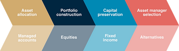 Royce Advisory | Melbourne | investment advisory process