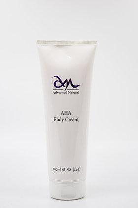 AHA Body Cream
