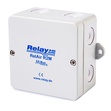 RelAir R2M Pro | Relay Australia | M-Bus | Automation Industries
