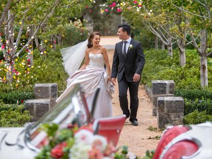Wedding Walk | Meadowbank Estate | Wedding Venue | Campbellfield