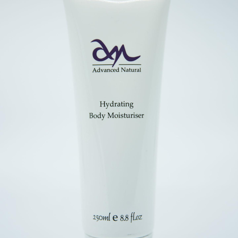 natural hydrating body moisturiser