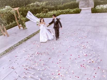 Wedding Petals | Meadowbank Estate | Wedding Venue | Campbellfield