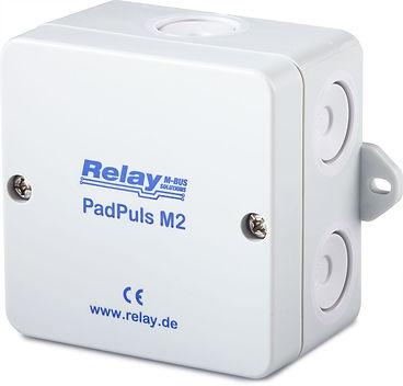 PadPuls M2 | Relay Australia | M-Bus | Automation Industries