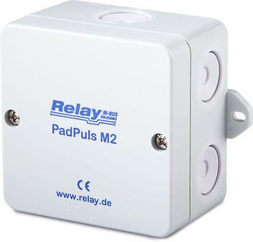 PadPuls M2 | Relay Australia | M-Bus | Automation Industries