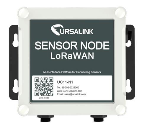 LoRaWAN Sensor Node - UC11-N1