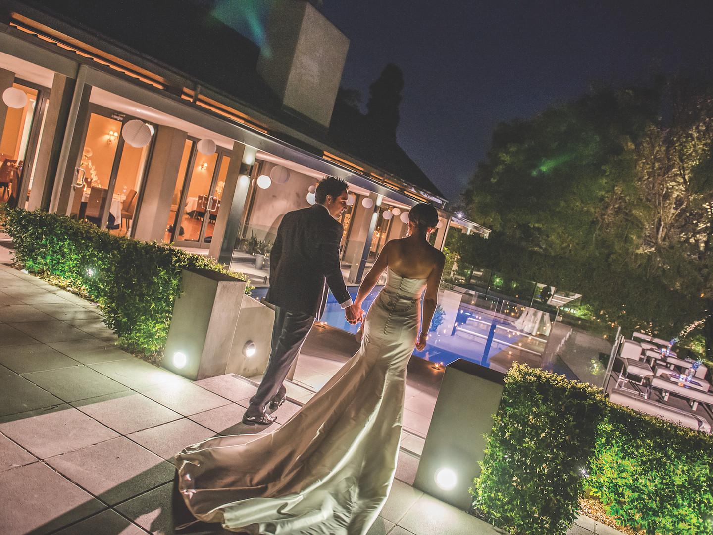 Bride and Groom Entrance | Meadowbank Estate | Wedding Venue | Campbellfield